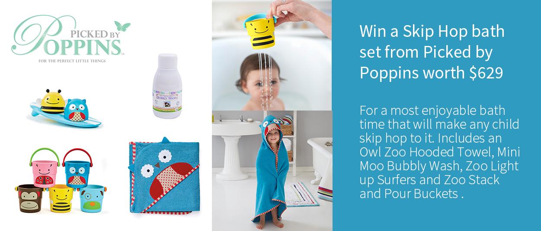 Picked-by-Poppins-Bath-Set