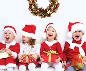 Dreaming of a  tot-friendly Christmas?  8 fun indoor activities