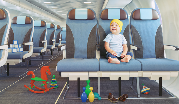 Airplane-baby