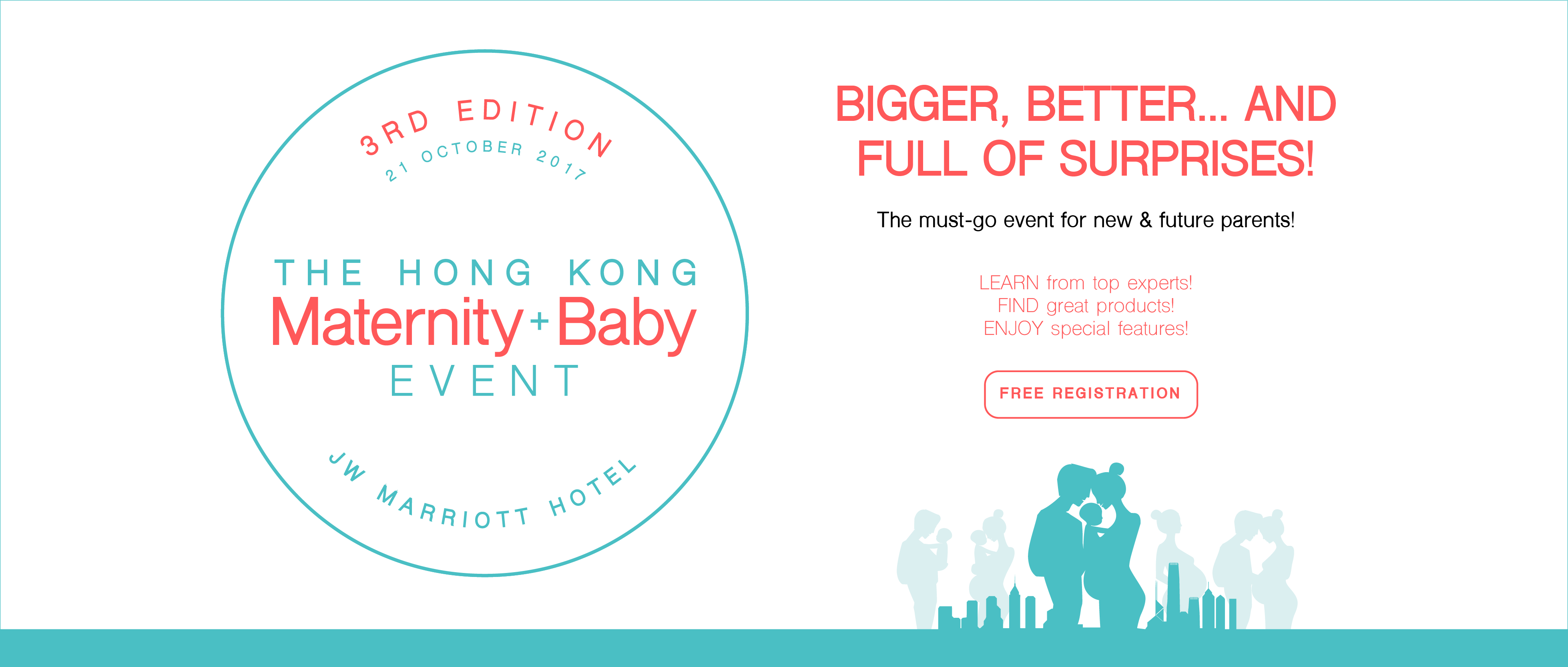 Hong Kong's 3rd Maternity + Baby Event
