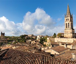 Barrels of Fun in Saint-Emilion
