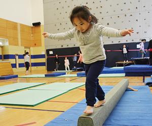 YWCA-Gymnastics